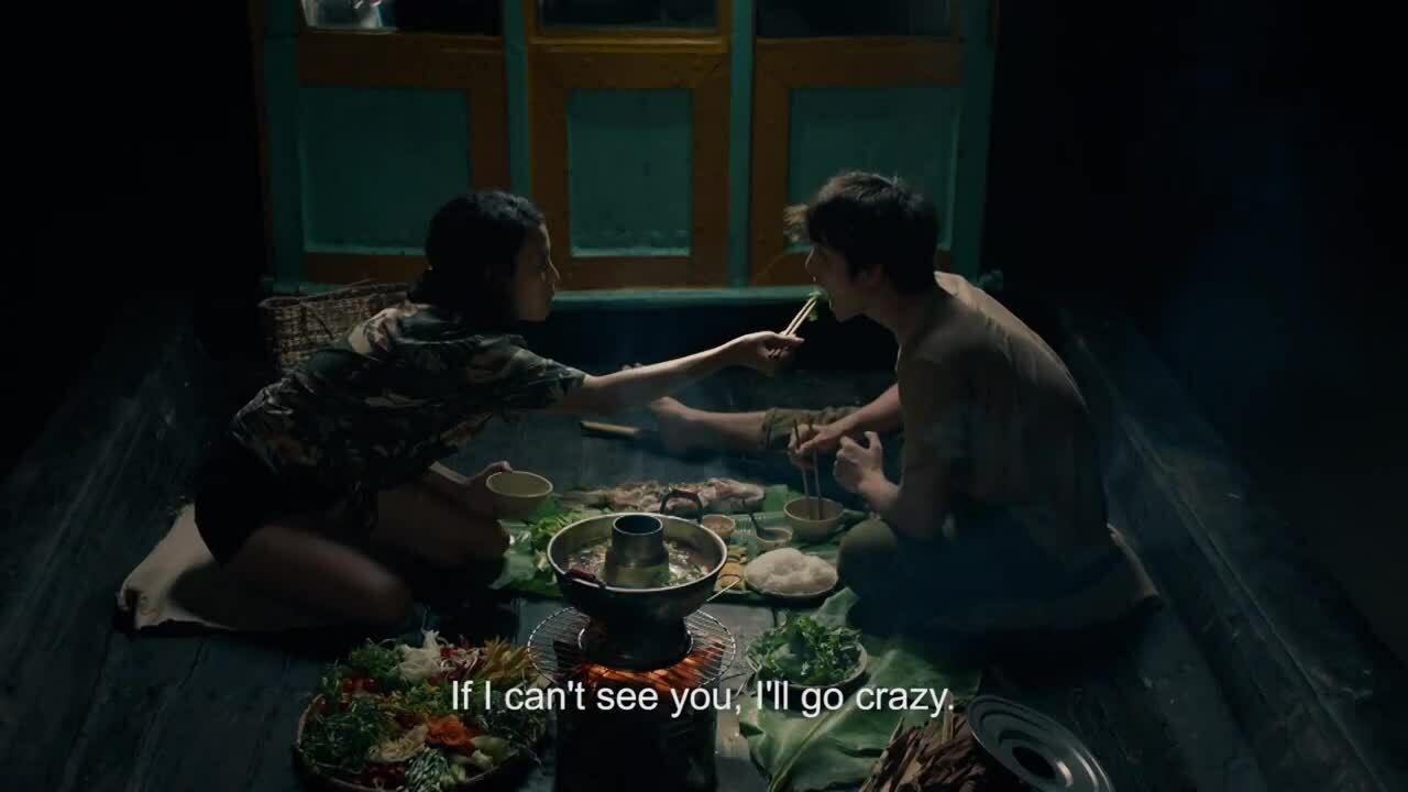 Trailer 'Chàng dâng cá, Nàng ăn hoa'