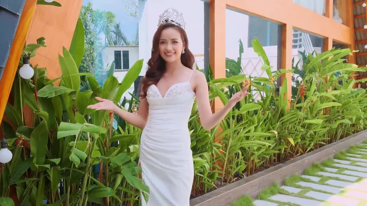 Miss Supranational Vietnam 2019 Ngọc Châu