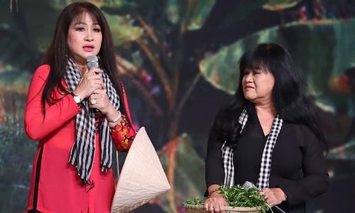 Con gái NSƯT Bắc Sơn hát 'Còn thương rau đắng mọc sau hè'