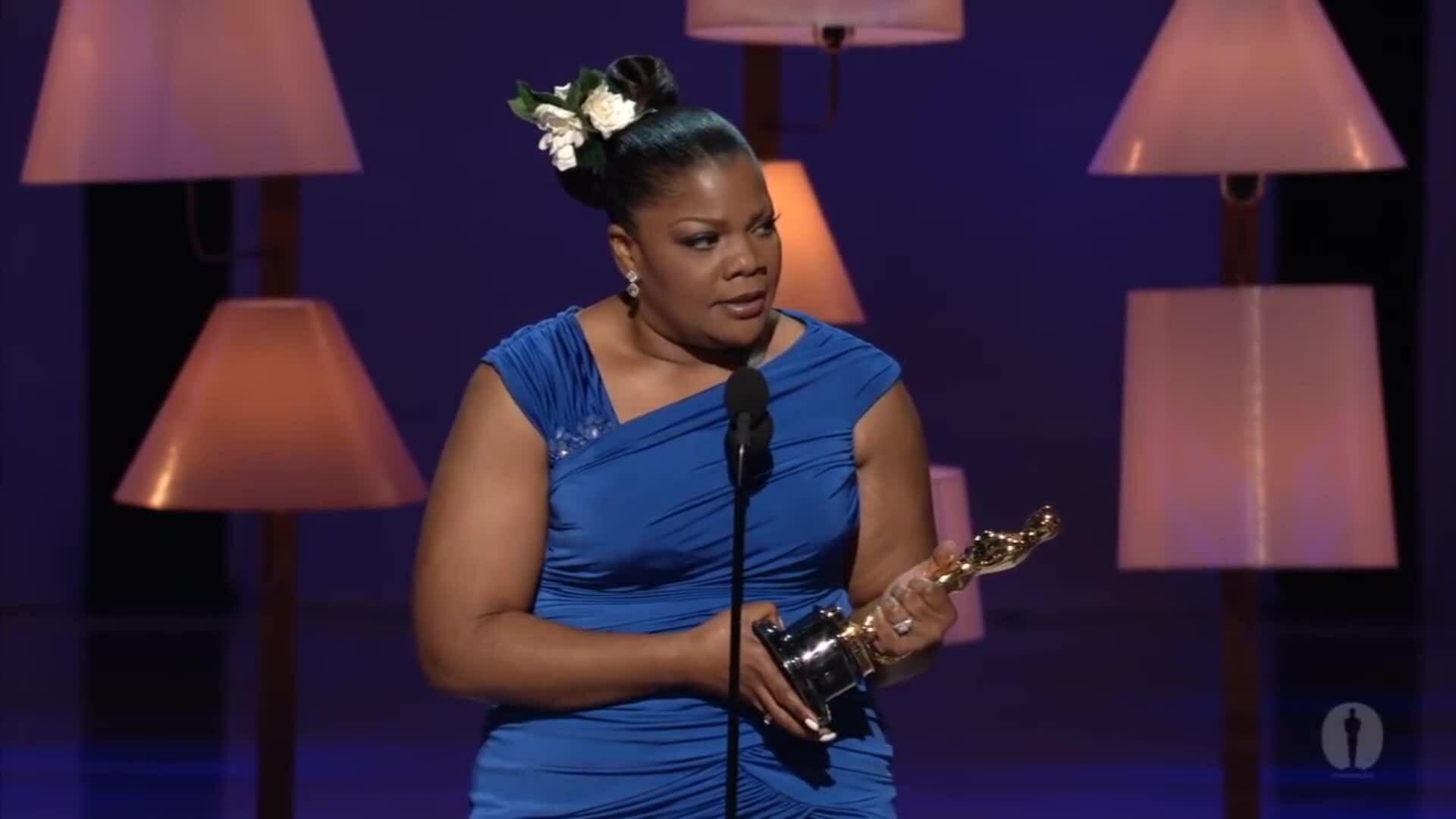 Mo'Nique thắng Oscar
