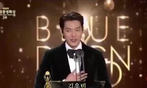 Kim Woo Bin tái xuất