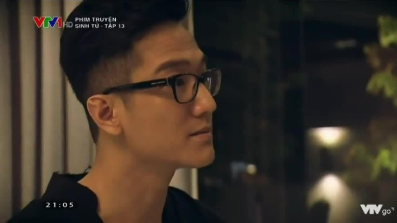 Diễn xuất của Trọng Hùng trong 'Sinh tử' bị khán giả chỉ trích