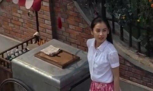 """Huỳnh Thánh Y trong """"Tuyệt đỉnh kungfu"""""""