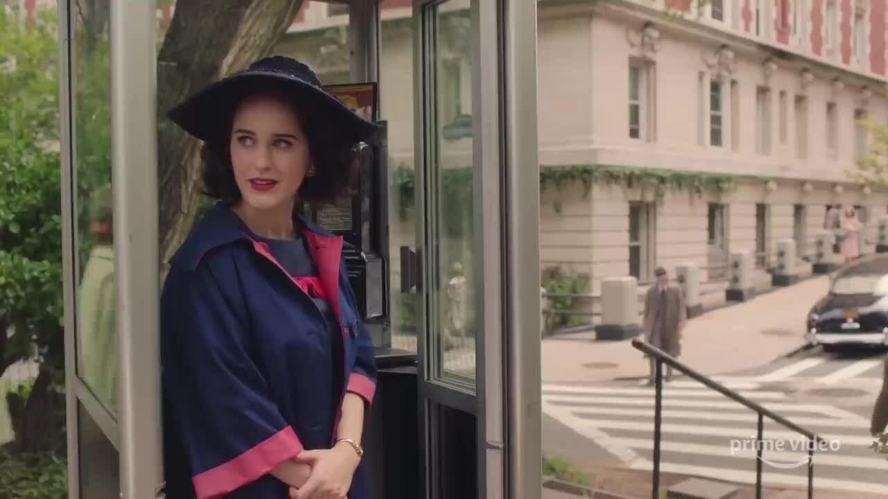 Trailer The Marvelous Mrs. Maisel (mùa ba)