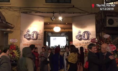 Kỷ niệm 60 năm thành lập hãng Phim truyện Việt Nam