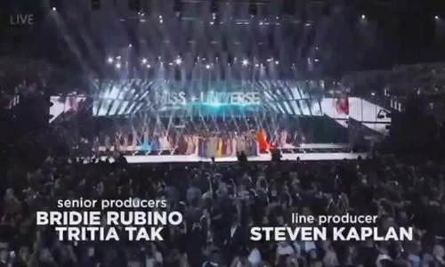 Màn trình diễn của tân hoa hậu Miss Universe 2019