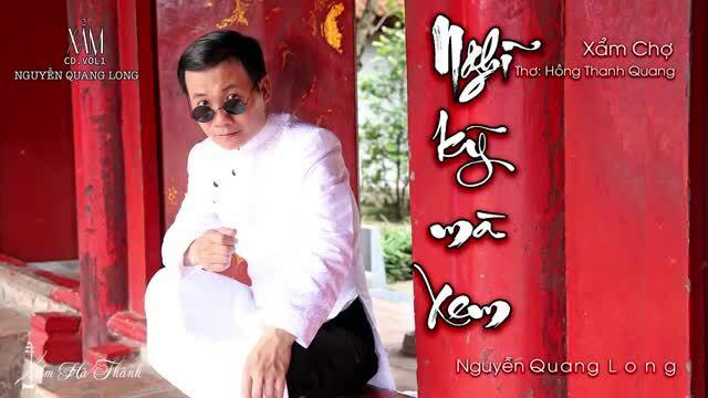 Quang Long ra mắt album xẩm