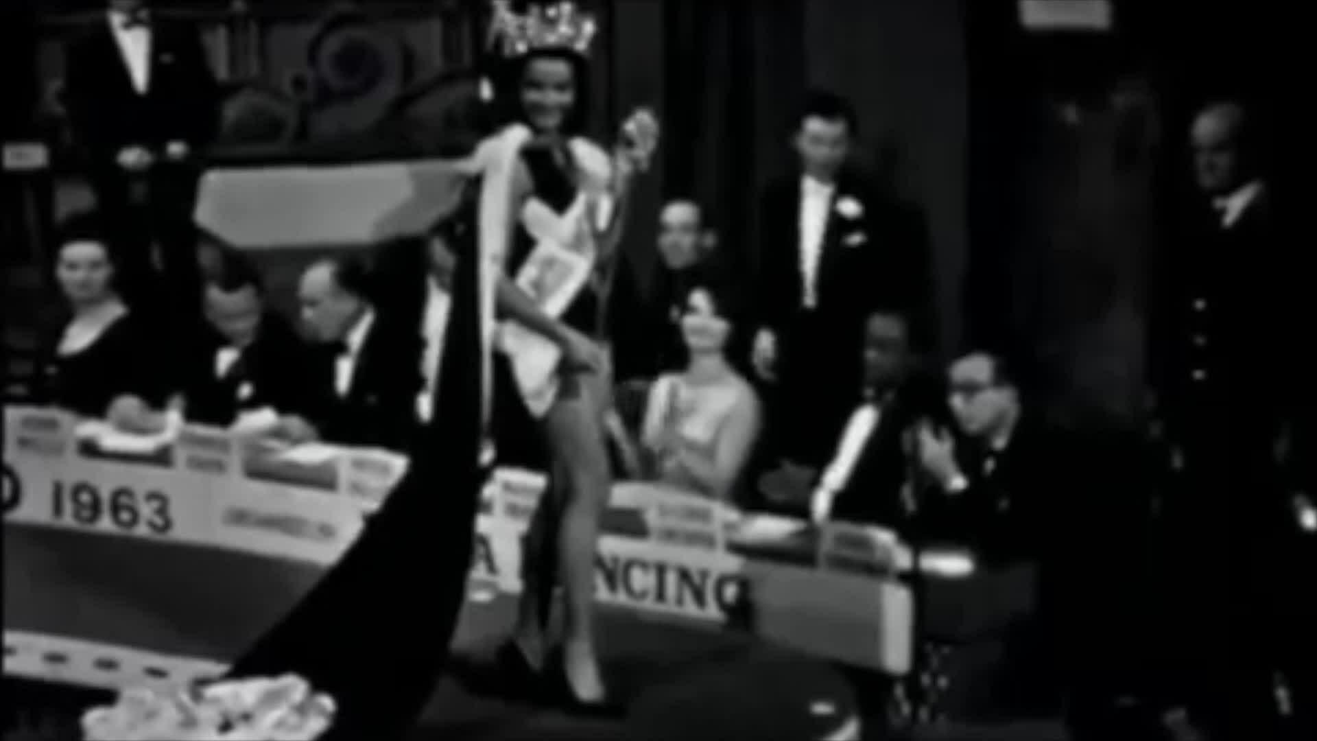 Hoa hậu Jamaica đăng quang Miss World năm 1963