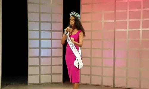 Miss World 2019 hát
