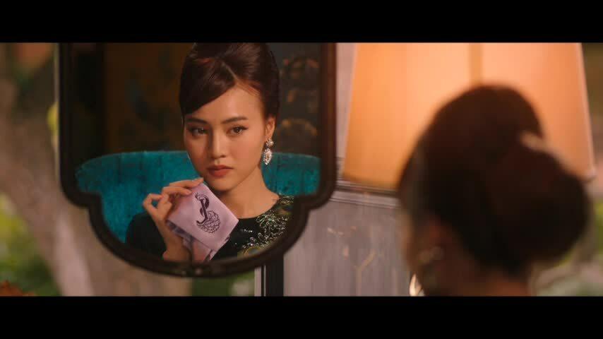 Lan Ngọc trong teaser 'Gái già lắm chiêu 3'