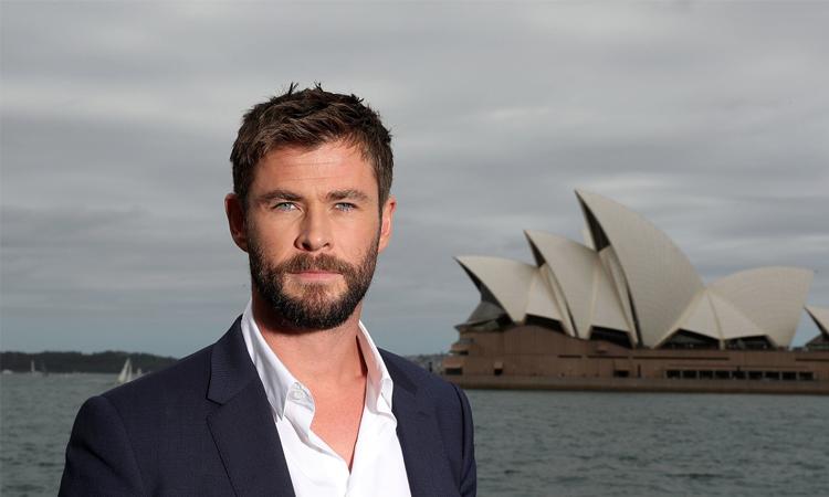 Chris Hemworth ủng hộ 1 triệu USD cháy rừng Australia