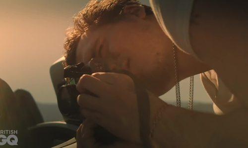 Brooklyn Beckham chụp ảnh quảng cáo