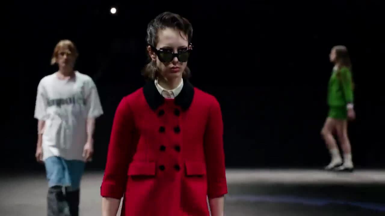 Bộ sưu tập nam Thu - Đông 2020 của Gucci