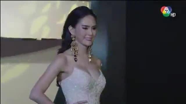 Trithipnipa Thippaphada tại Hoa hậu Chuyển giới