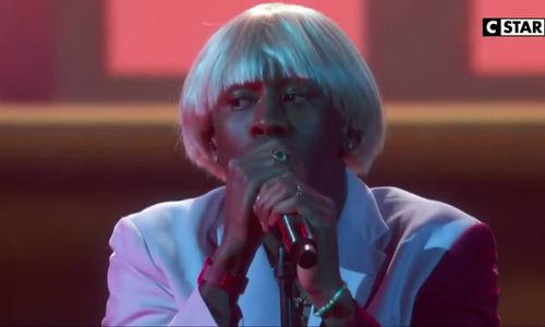 Tyler The Creator Grammy 2020