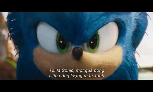 Sonic the Hedgehog (Nhím Sonic)