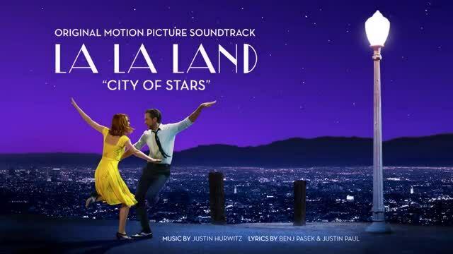 'City Of Stars' - phim La La Land