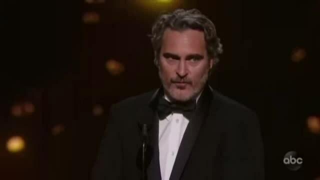 Joaquin Phoenix thắng Oscar với vai Joker