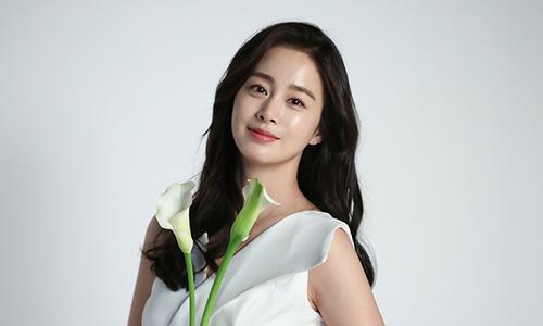 Kim Tae Hee tu?i 40
