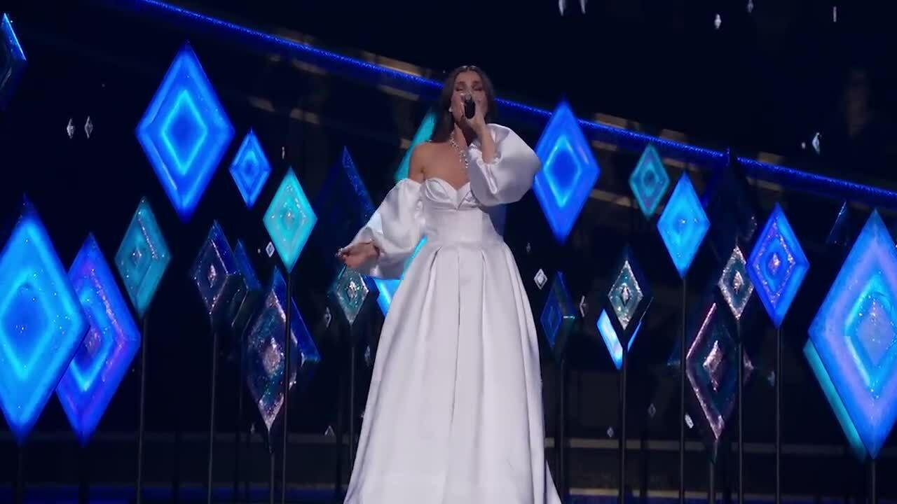 Những màn trình diễn tại Oscar 2020 - Idina Menzel
