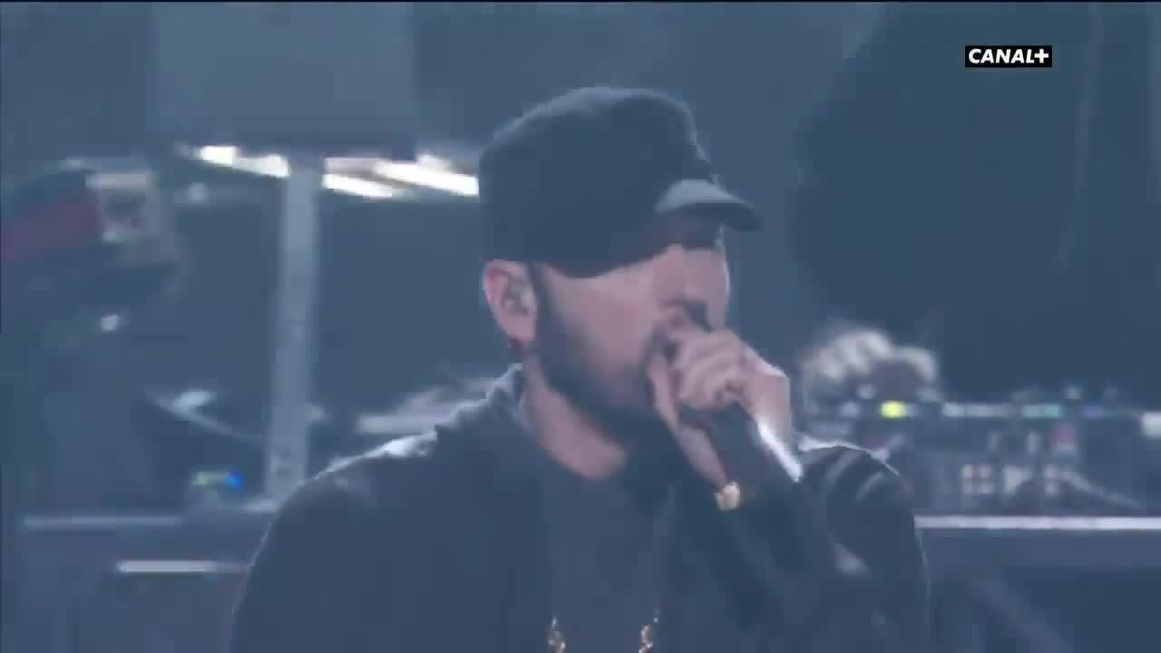 Những màn trình diễn tại Oscar - Eminem - Lose Yourself