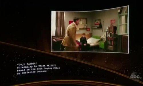 Taika Waititi thắng Oscar kịch bản với phim hài về phát xít