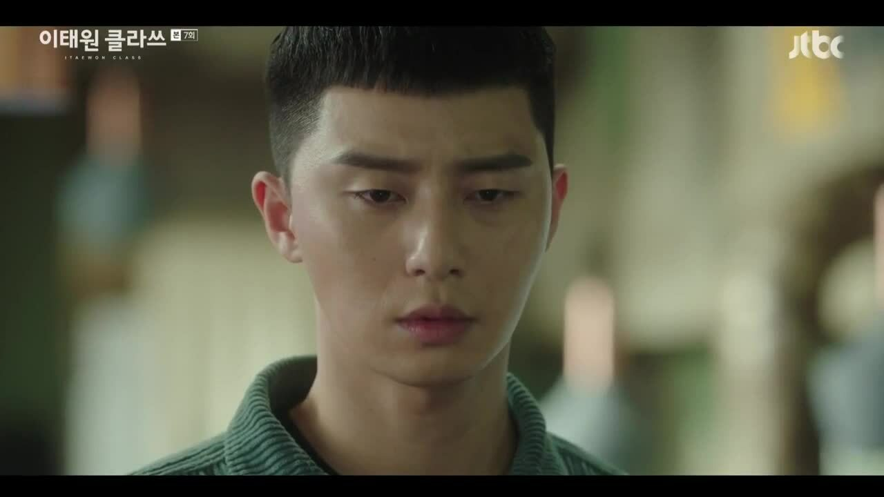 Tầng lớp Itaewon tập 7