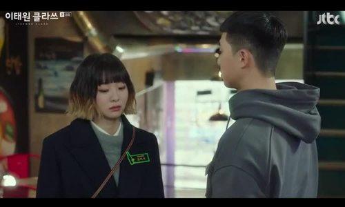 Tầng lớp Itaewon tập 8