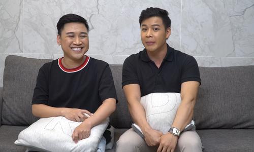 Don Nguyễn công khai người yêu đồng tính