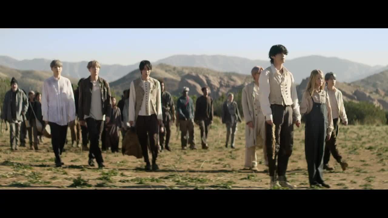 MV On của BTS