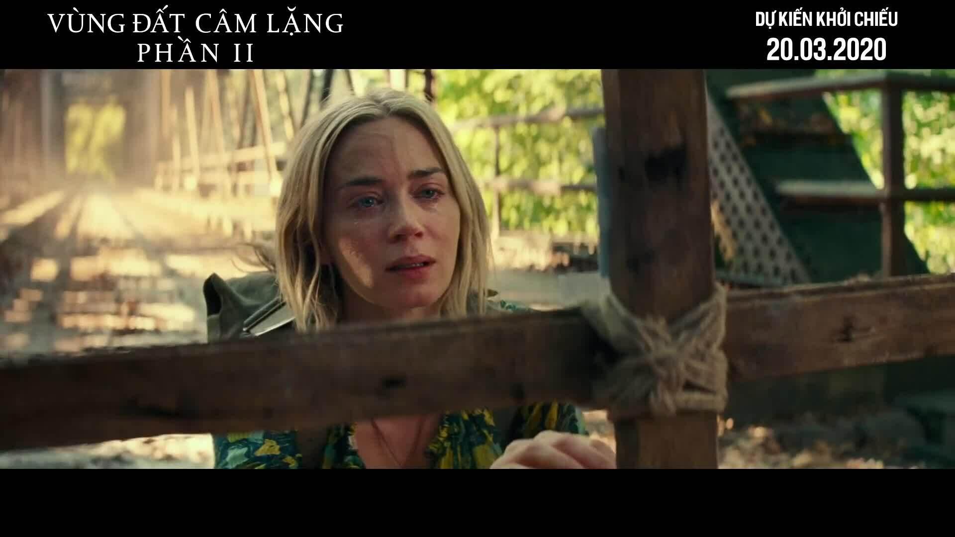 Trailer A Quiet Place 2