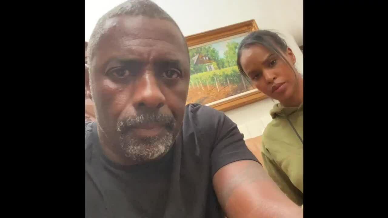 Idris Elba dương tính nCoV