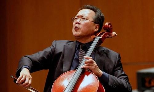 Yo-Yo Ma di?n Cello t?ng bác s? ch?ng Covid-19