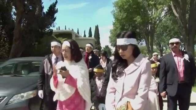 Video tang lễ Thái Thanh.