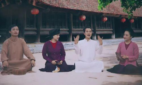 Nhóm Xẩm Hà Thành hát về Covid-19