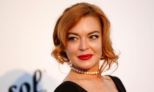Lindsay Lohan - Back To Me