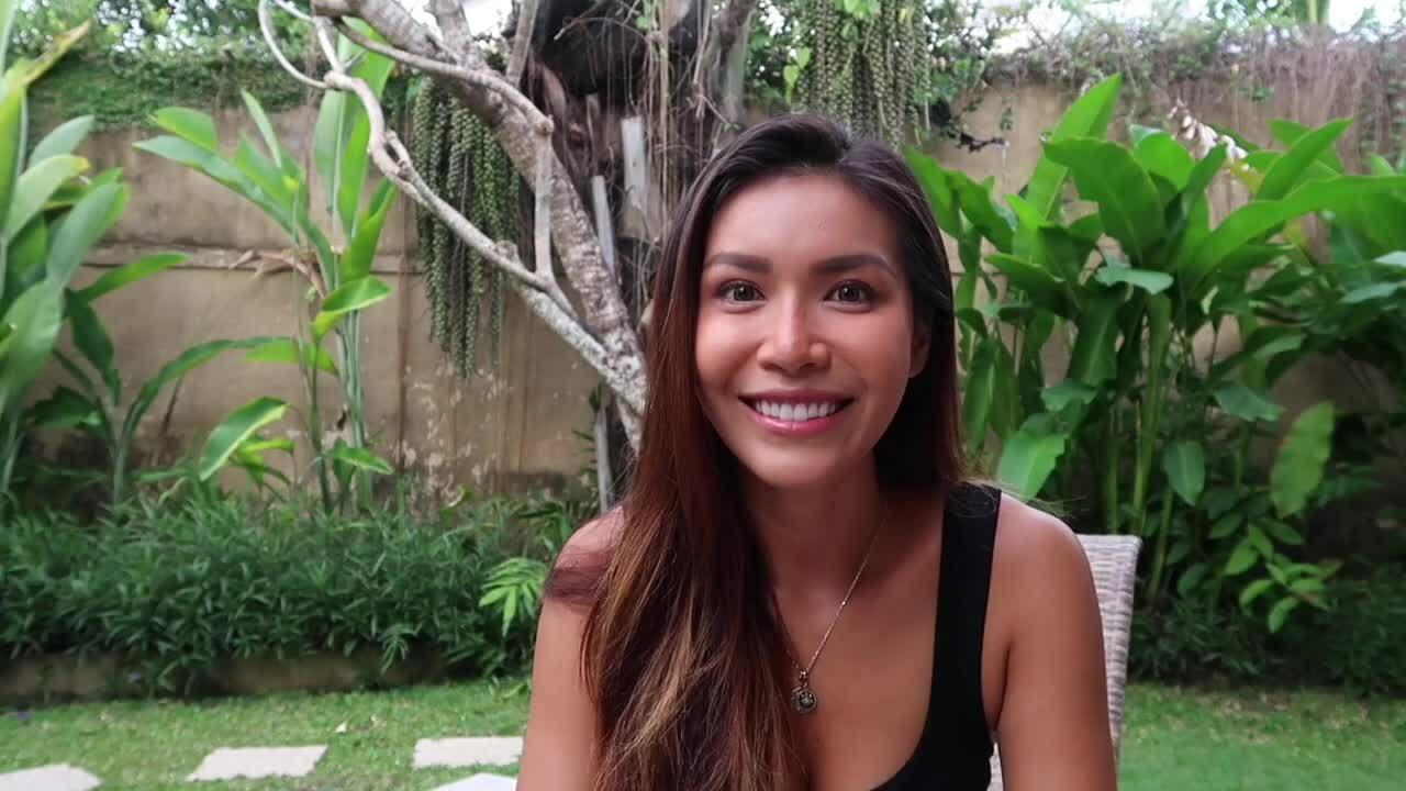 Minh Tú kể cuộc sống khi kẹt ở Bali