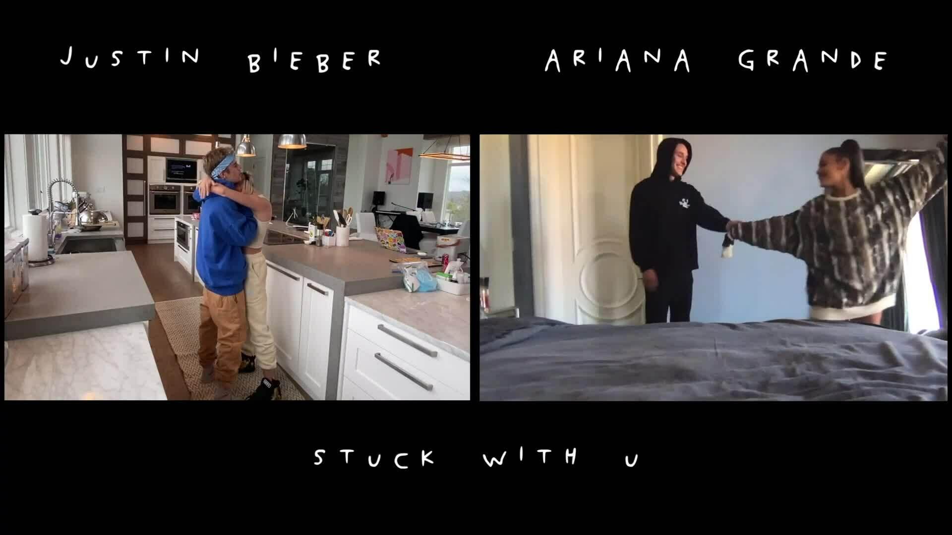 Stuck With U - Ariana Grande và Justin Bieber