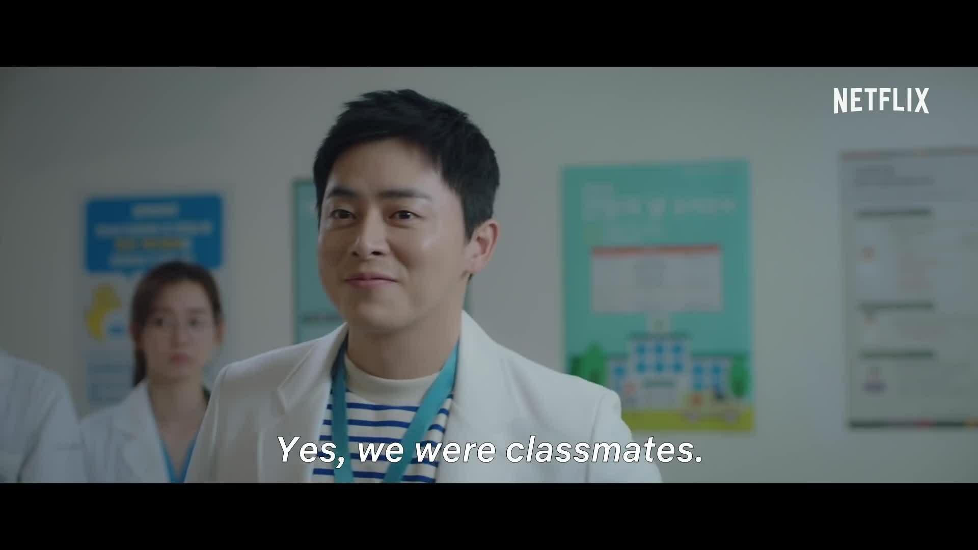 Series y khoa Hàn hút khán giả