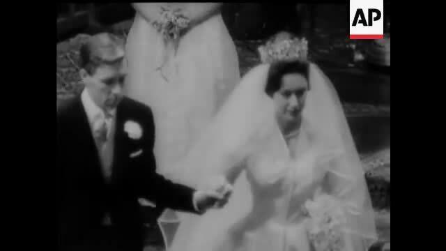 Lễ cưới công chúa Margaret