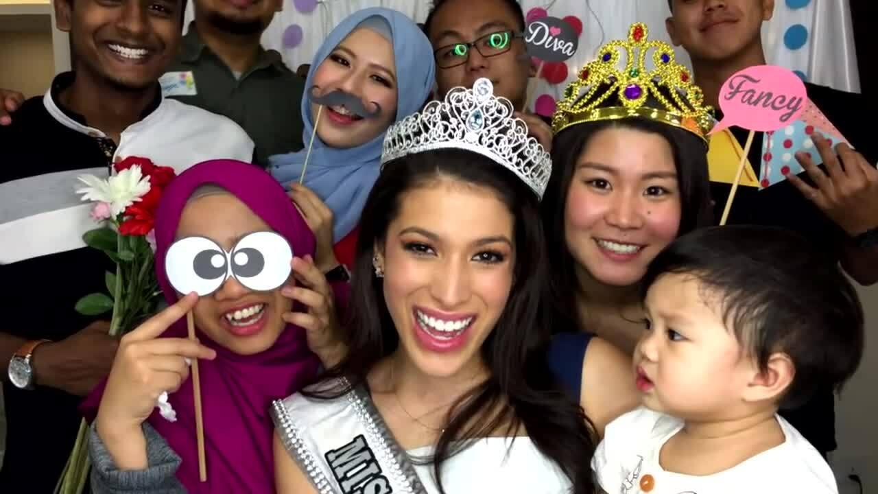 Hoa hậu Malaysia 2017