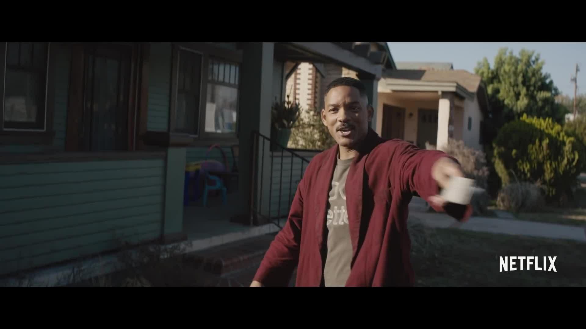 Trailer phim 'Bright'