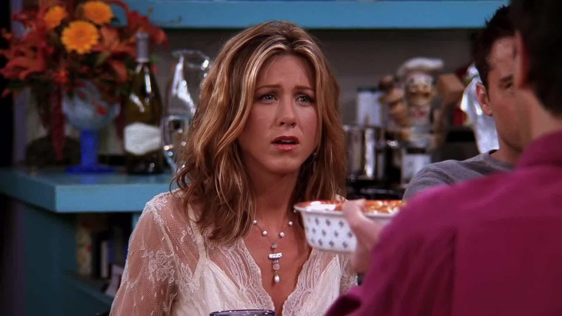 Jennifer Aniston trong vai Rachel Green của Friends