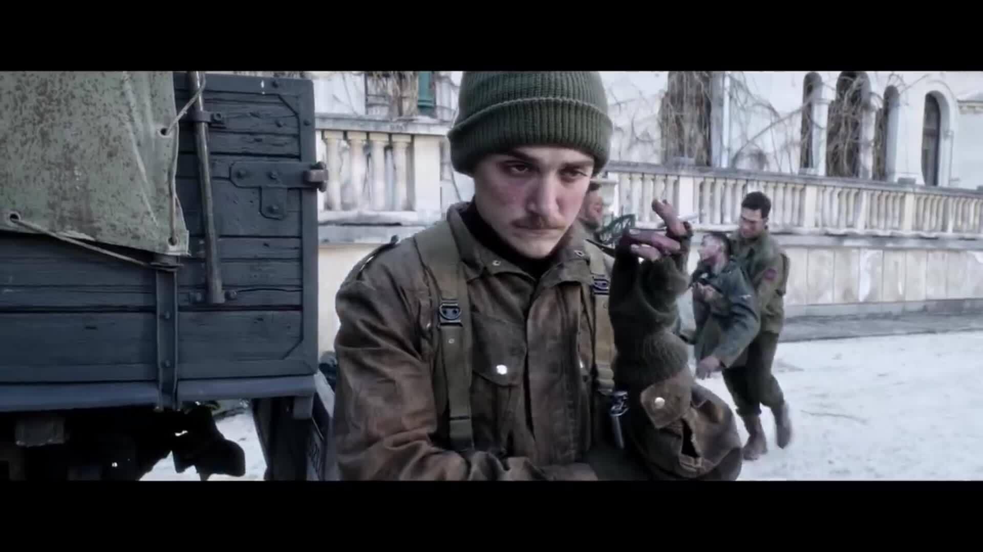 Trailer Ghosts of War