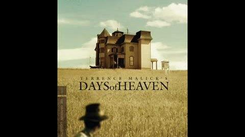 """Harvest"" - nhạc nền phim ""Days of Heaven"""