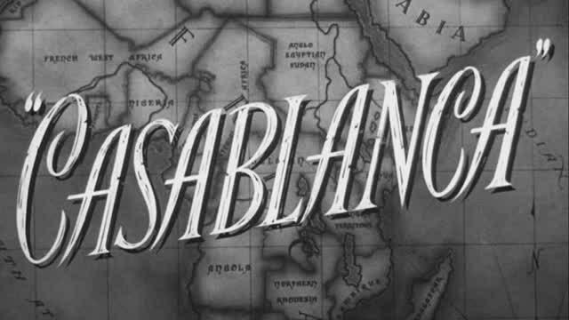 Nhạc phim 'Casablanca'