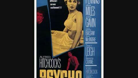 Nhạc phim 'Psycho'
