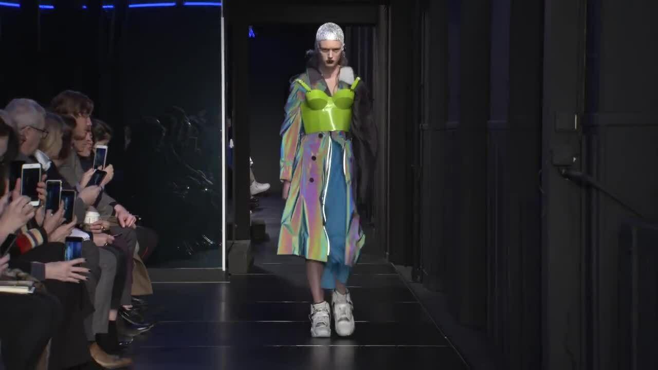 Maison Margiela Haute Couture Xuân Hè 2018
