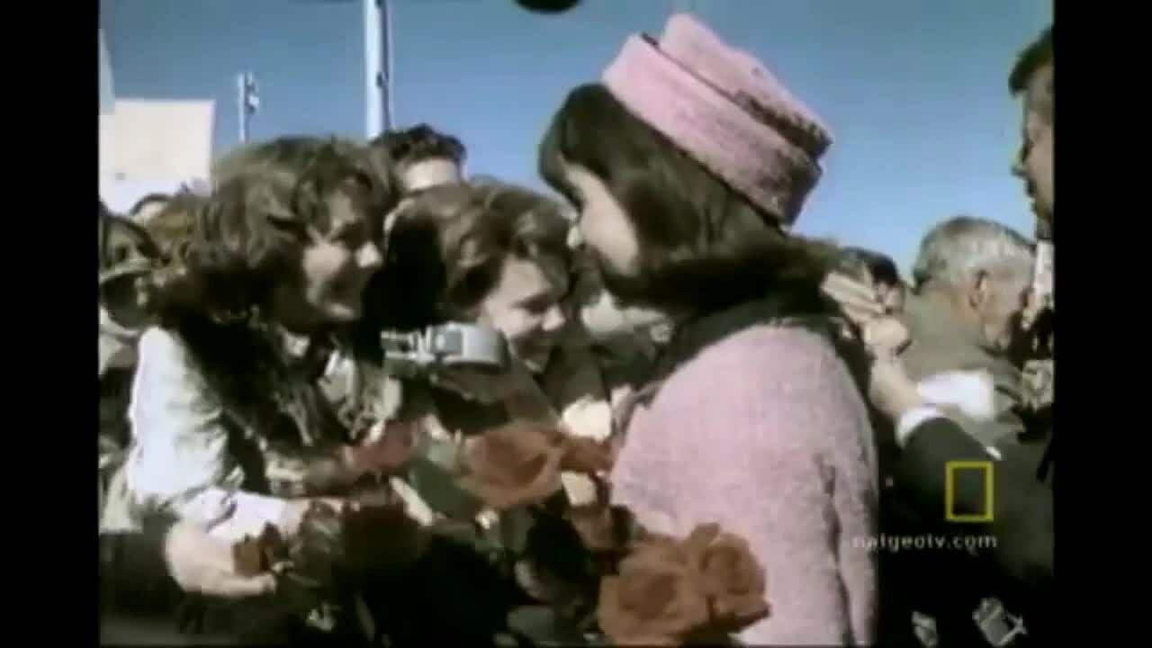 Khoảnh khắc tổng thống Kennedy bị ám sát