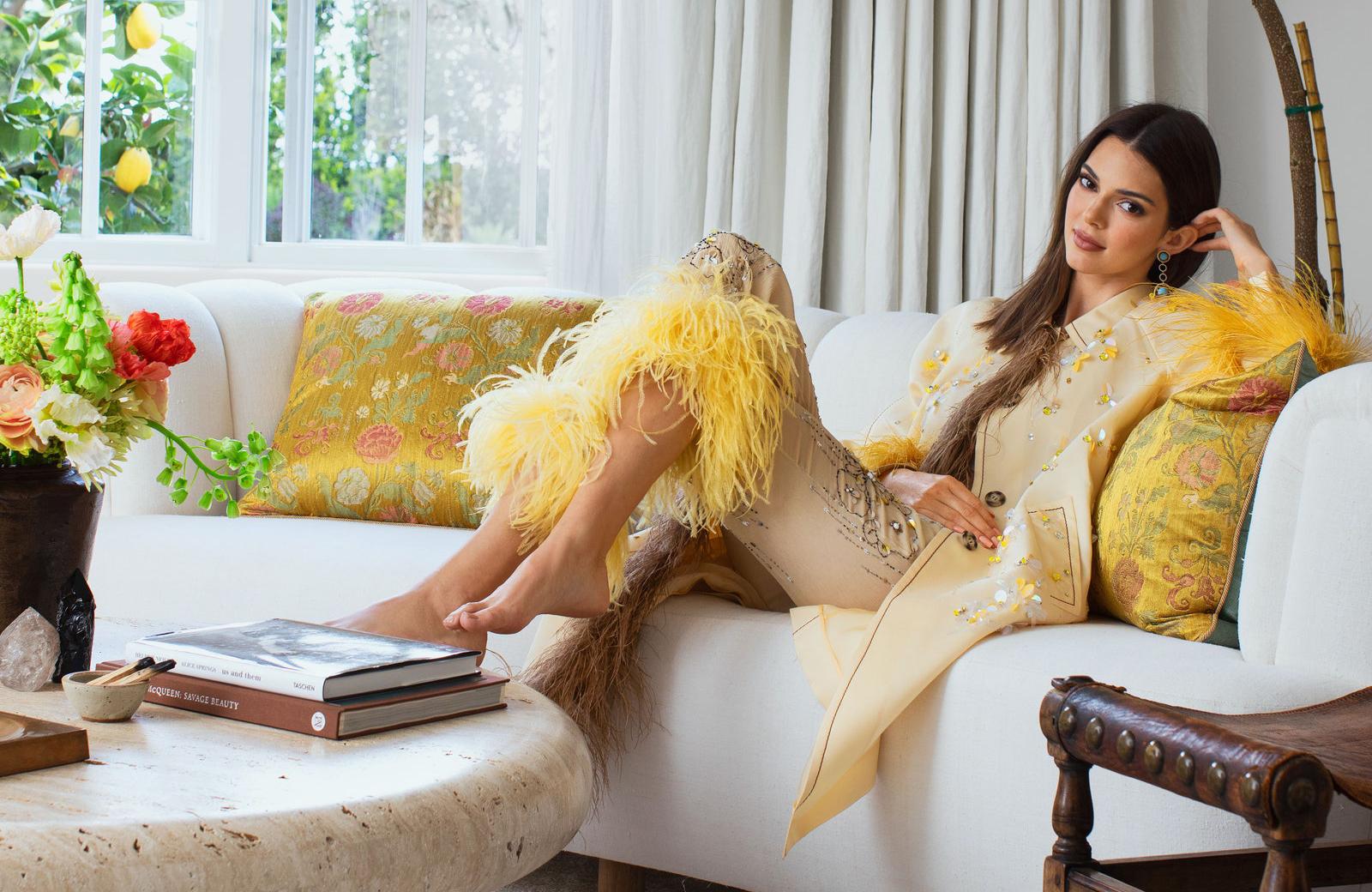Kendall Jenner khoe biệt thự 8,5 triệu USD